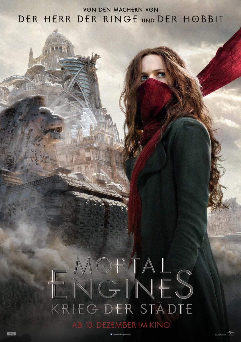 Mortal Engines: Krieg der Städte 3D ATMOS