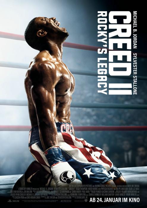 Creed II - Rocky's Legacy ATMOS
