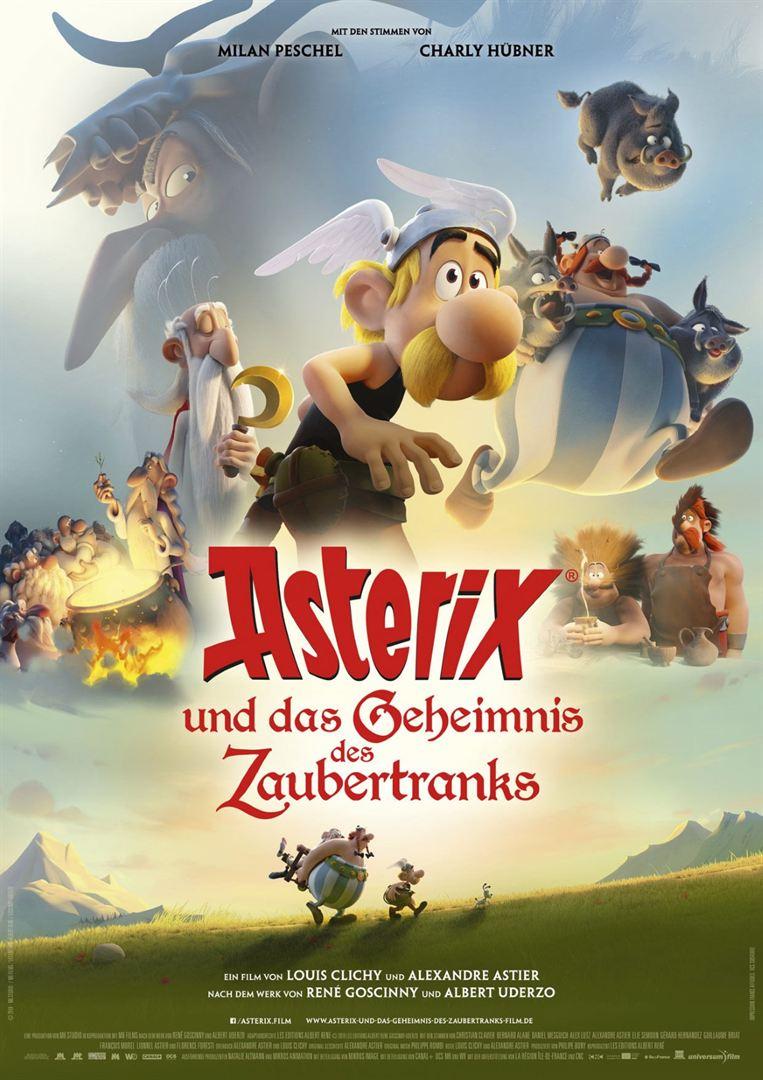 Asterix & Das Geheimnis des Zaubertranks