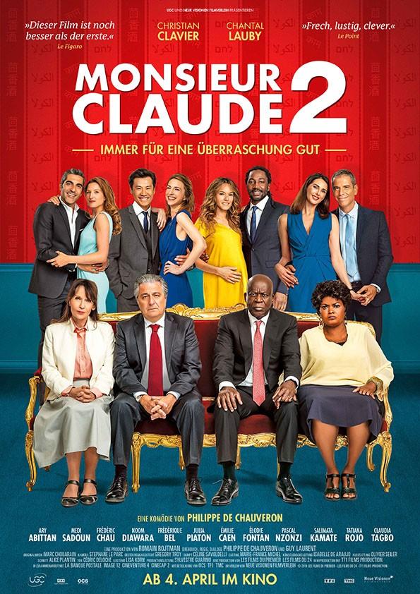 Monsieur Claude und seine Töchter 2